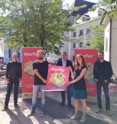 Konard rehling, Wolfgang Pfoser-Almer, Stefan Kaineder, Miriam Bahn und Norbert Rainer